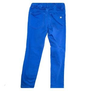 Joe's Girls Ever Blue Pants Size 4